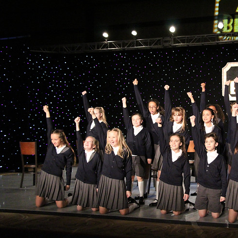 BROADWAY BOUND BOOTCAMP | Ages 6-10