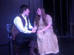 Valjean & Cosette