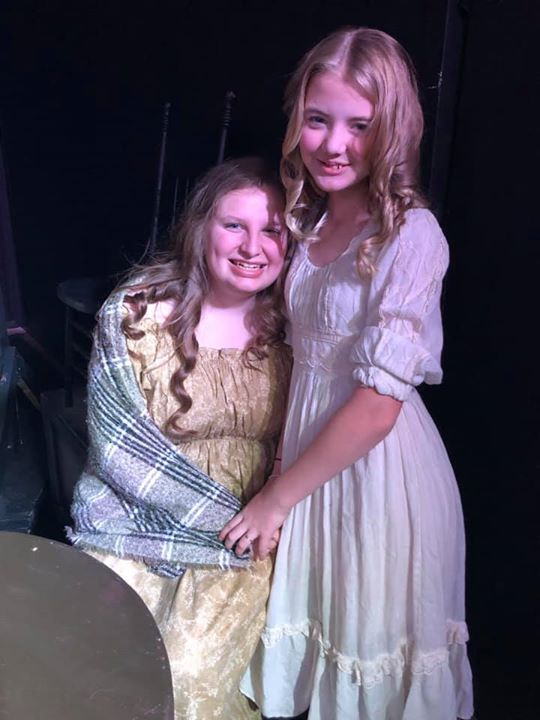 Macy and Carly (Cosette)
