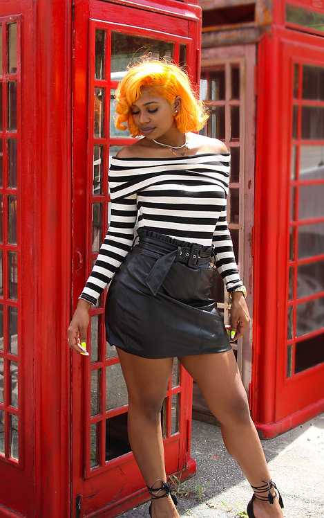 Boss Lady Skirt
