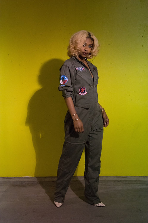 The Pilot Jumpsuit