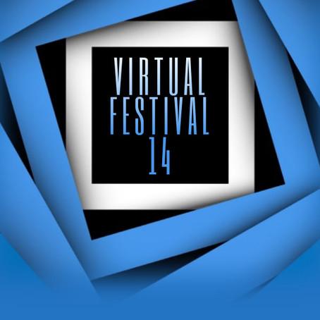 Virtual Festival 14: 1st - 4th April 2021