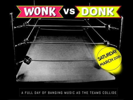 Wonk vs Donk: 20th March 2021