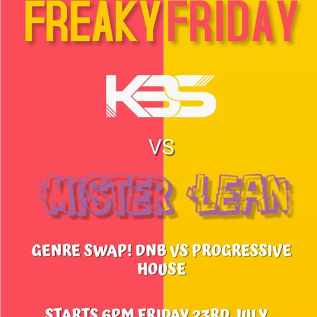 Freaky Friday: 23rd July 2021