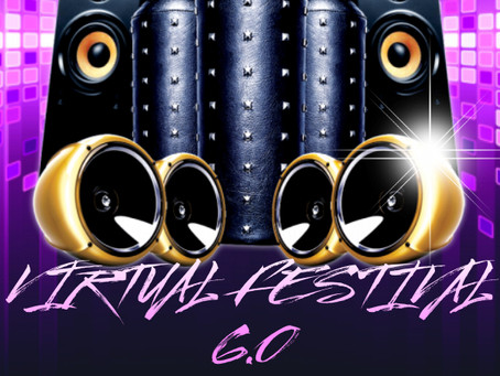 Virtual festival 6.0: 28th - 30th August 2020