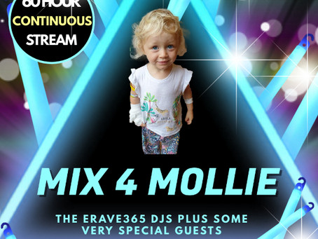 Mix4Mollie - 60 Hour Charity Event