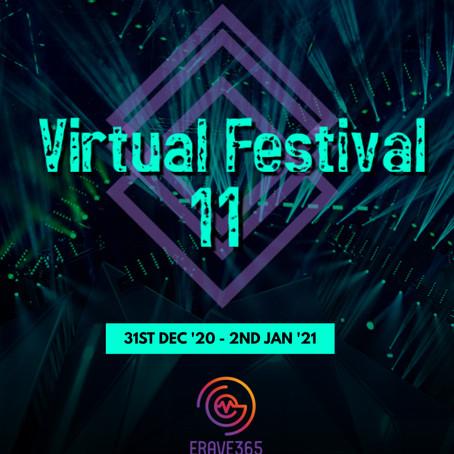 Virtual Festival 11 - 31st December