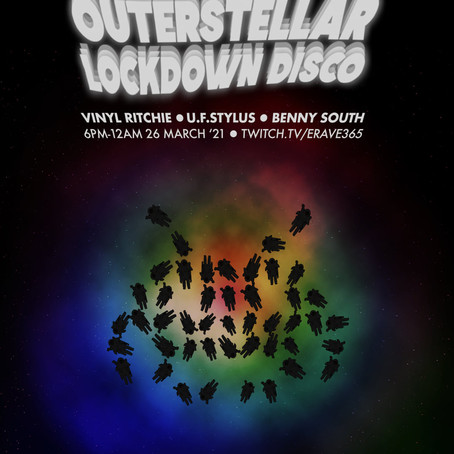 Outersteller Disco 1: 26th March 2021