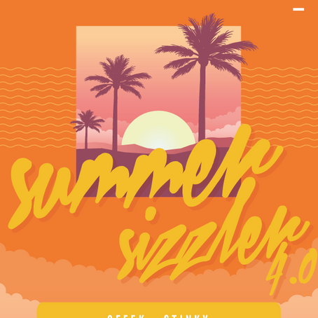 Summer Sizzler 4.0: 30th & 31st July