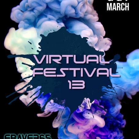 Virtual Festival 13: 5th - 7th March 2021