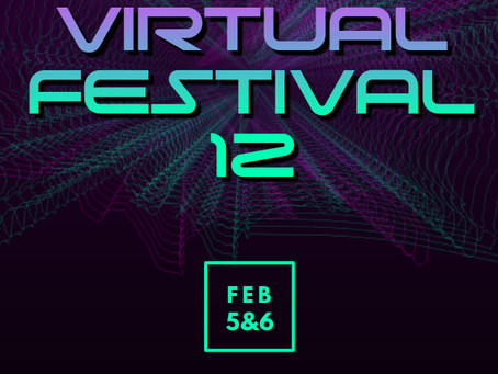 VirtualFestival12 - 5th&6th February