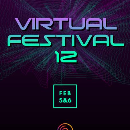 VirtualFestival12 - 5th&6th February