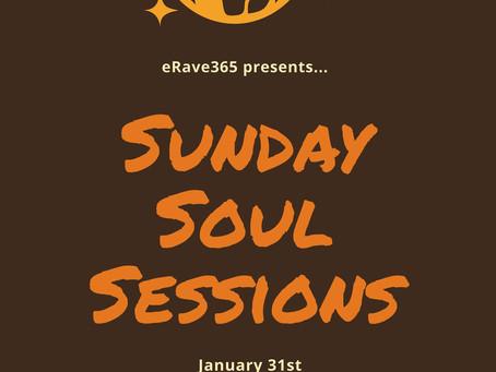 Sunday Soul Sessions: January 31st 2021
