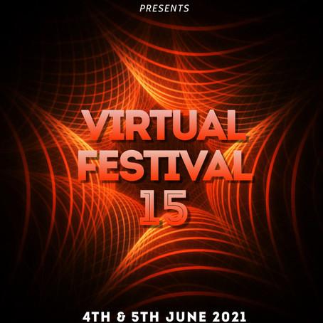 Virtual Festive 15: 4th & 5th June 2021