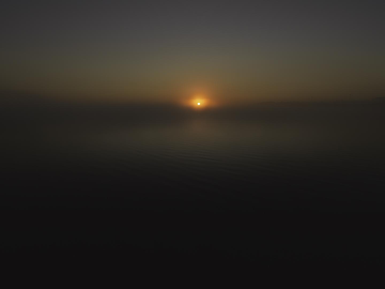 Daybreak at Sesachacha Pond B0157 Large Web 2008