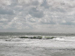 October Sea and Sky
