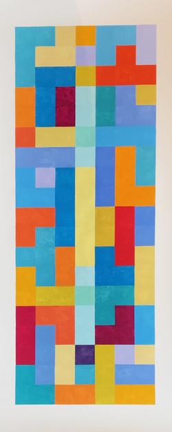 Tall Tetris Type
