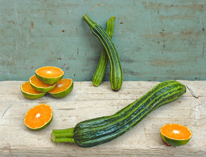 Zucchini & Tangerines
