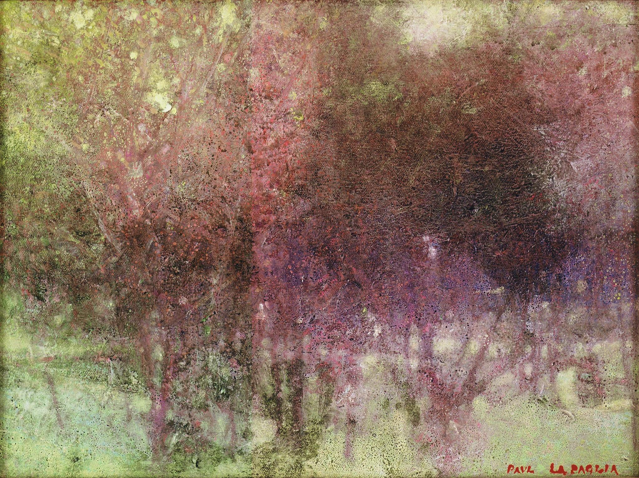 Magenta Landscape