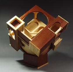 Homage to M.C. Escher, #2