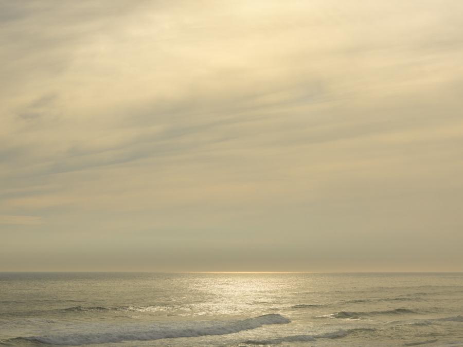 Golden Sunset - Late Summer