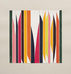 Color Columns with Magenta