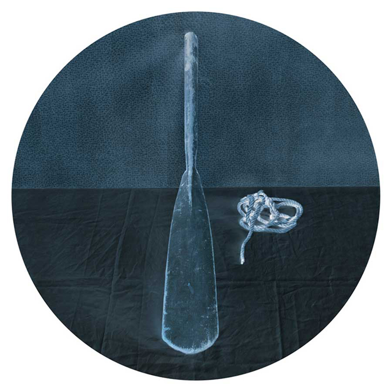 Oar (blue print)