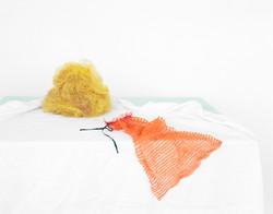 Yellow Net/Orange Net