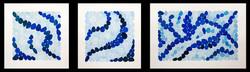 Ovoids Triptych