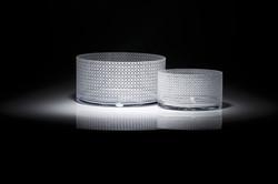 Nesting Basket-Weave Bowls
