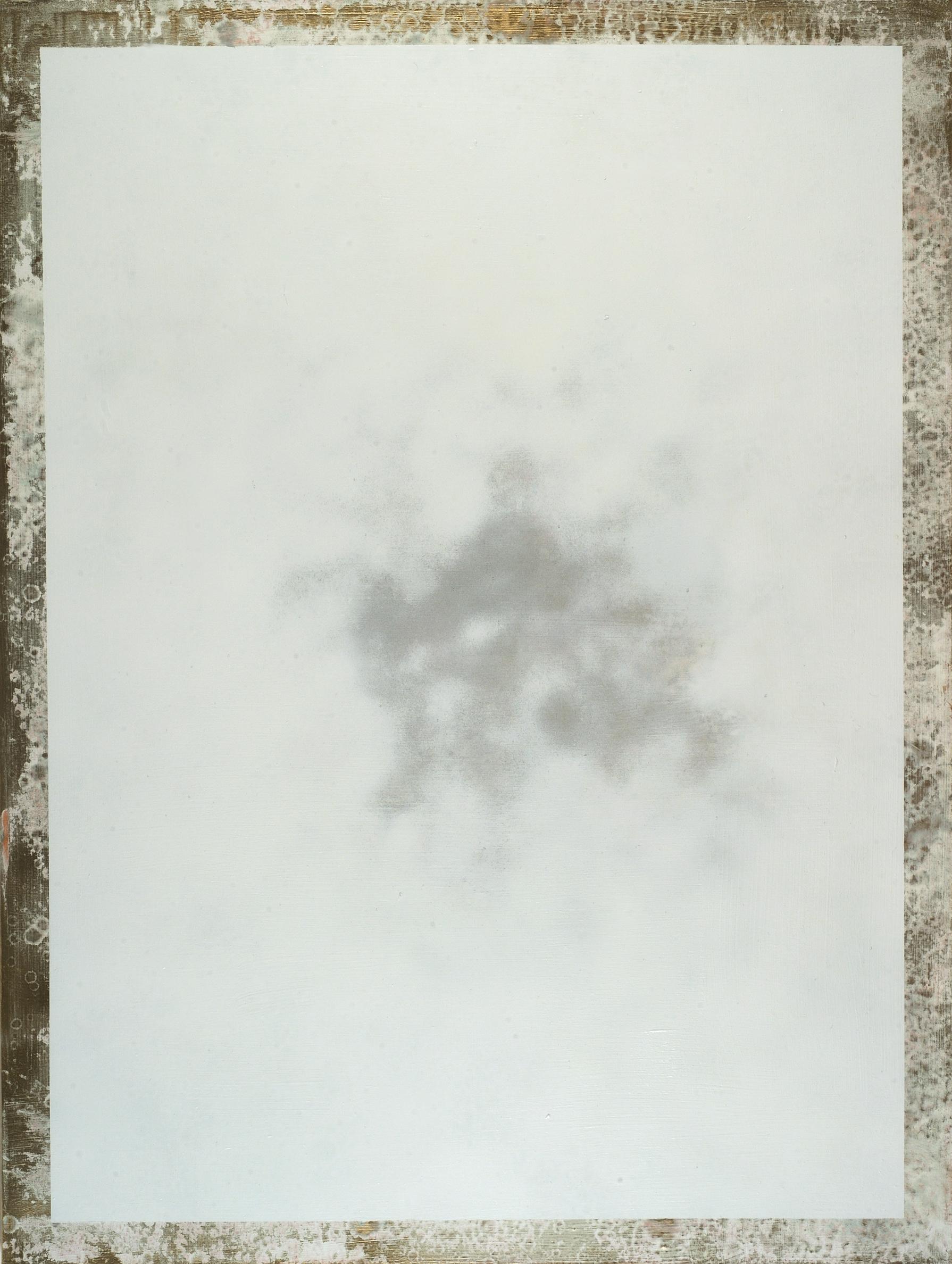 HAMAMI_redhead, no.2_enamel,aerosol,acrylic_48_x36_