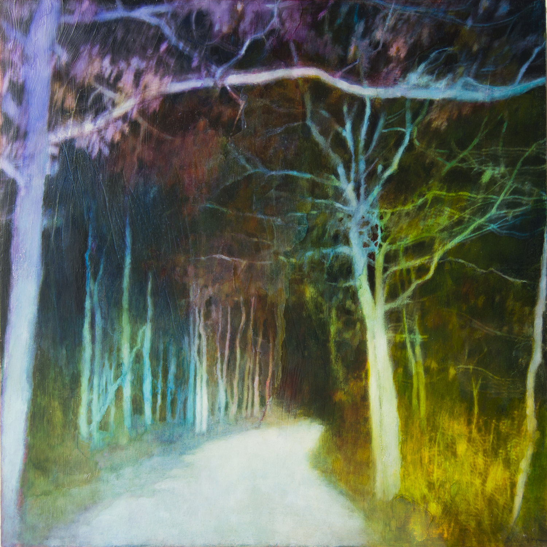 Almanack Pond Road - Night