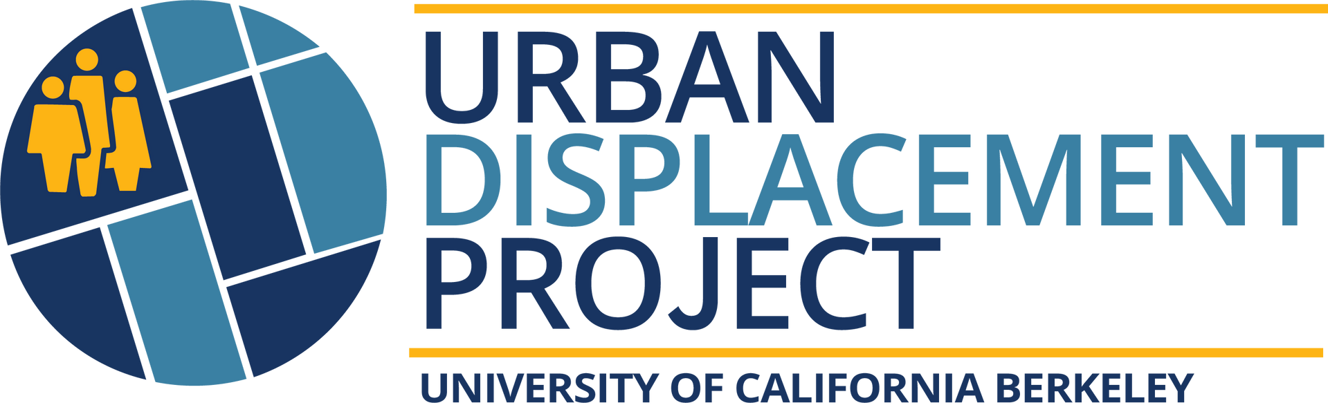 Urban Displacement Project Logo