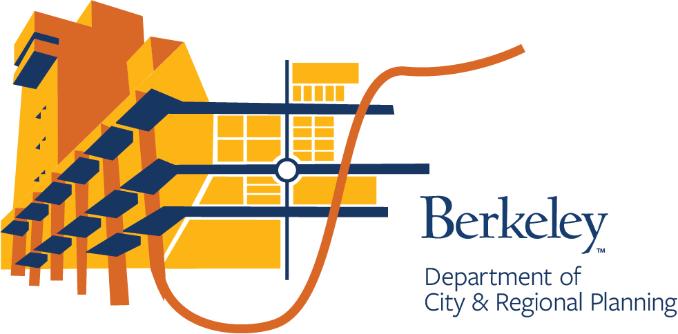 UC Berkeley Department of City and Regional Planning Logo Mockup