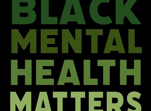 Mental Health and the Black Community