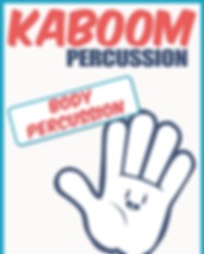 Kaboom Classroom Pack - Body Percussion_