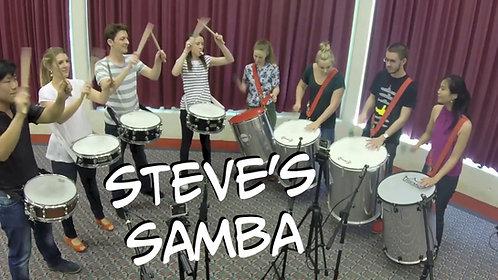 Steve's Samba