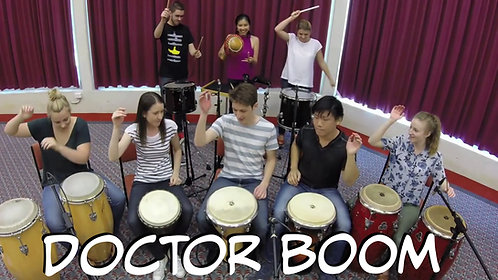 Doctor Boom