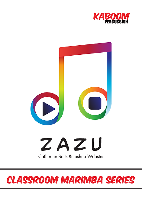 Zazu (Classroom Marimba Series)