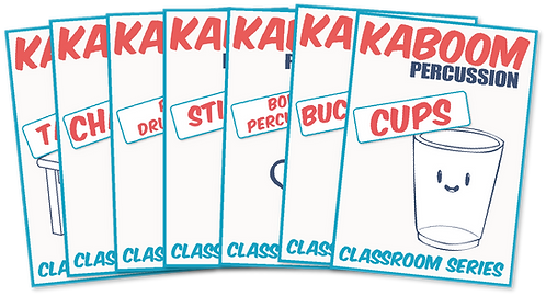 Classroom Packs Bundle