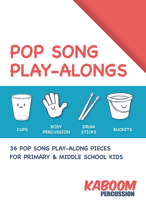 Pop Song Play-Alongs
