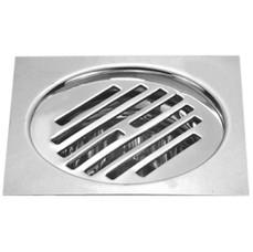 """Floor Drain (Sani Sq. Classic Jali) Model : DL-FD23              DL-FD26 Size : (5"""") (6"""")"""