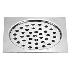 "Floor Drain (Sani Sq. Plain Jali) Model : DL-FD21              DL-FD24               DL-FD28 Size : (4"") (5"") (6"")"