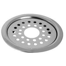 "Floor Drain (Round Gypsy Plain Jali) Model : DL-FD19 (Lock Jali)  Size : 125mm (5"")"