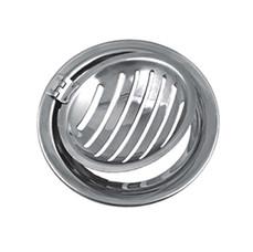 """Floor Drain (Sani Sq. Gypsy Hinge) Model : DL-FD69               DL-FD63 Size : (5"""") (6"""")"""