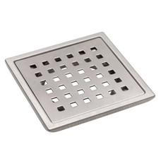 "Floor Drain (Sq. Drain {HOLE}) Model : DL-FD1057              DL-FD1077 Size : (5"") (6"")"