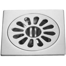 "Floor Drain (Sun Flower Drain Gypsy) Model : DL-FD233              DL-FD241  Size : (5"") (6"")"