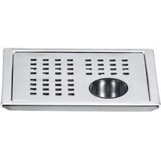 """Floor Drain (Sq. Drain  Gypsy {HOLE}) Model : DL-FD1058              DL-FD1078 Size : (5"""") (6"""")"""