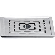 """Floor Drain (Sq. Drain Gypsy {ZIG}) Model : DL-FD1052              DL-FD1072  Size : (5"""") (6"""")"""
