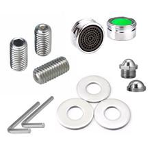 Grab Screw, L-Key, Foam Flow & Steel Wa